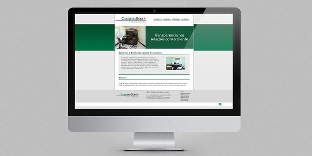 Site CabeleiraBonfá