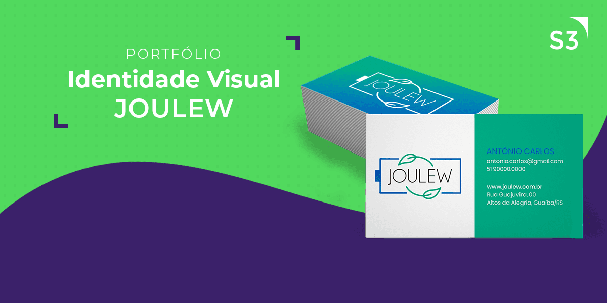 Identidade Visual - Joulew