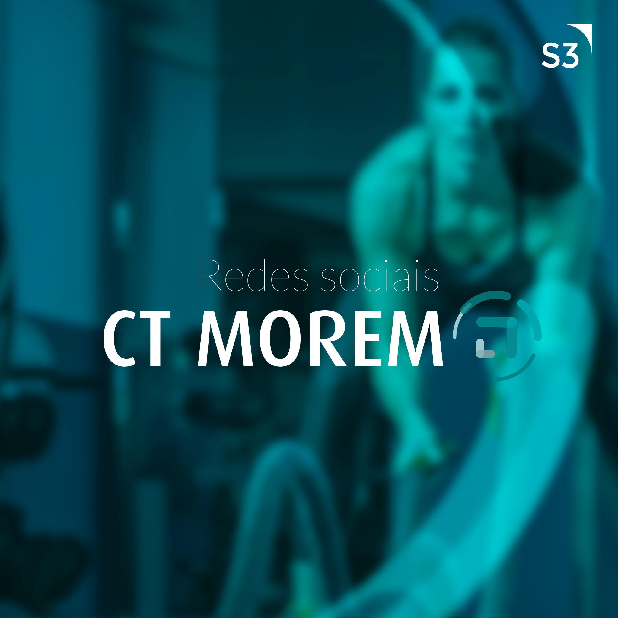 Facebook do Centro de Treinamento - CT Morem