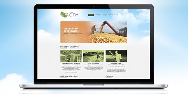 Site Grupo Otm