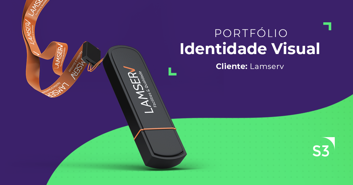 ID VISUAL + SITE | Lamserv