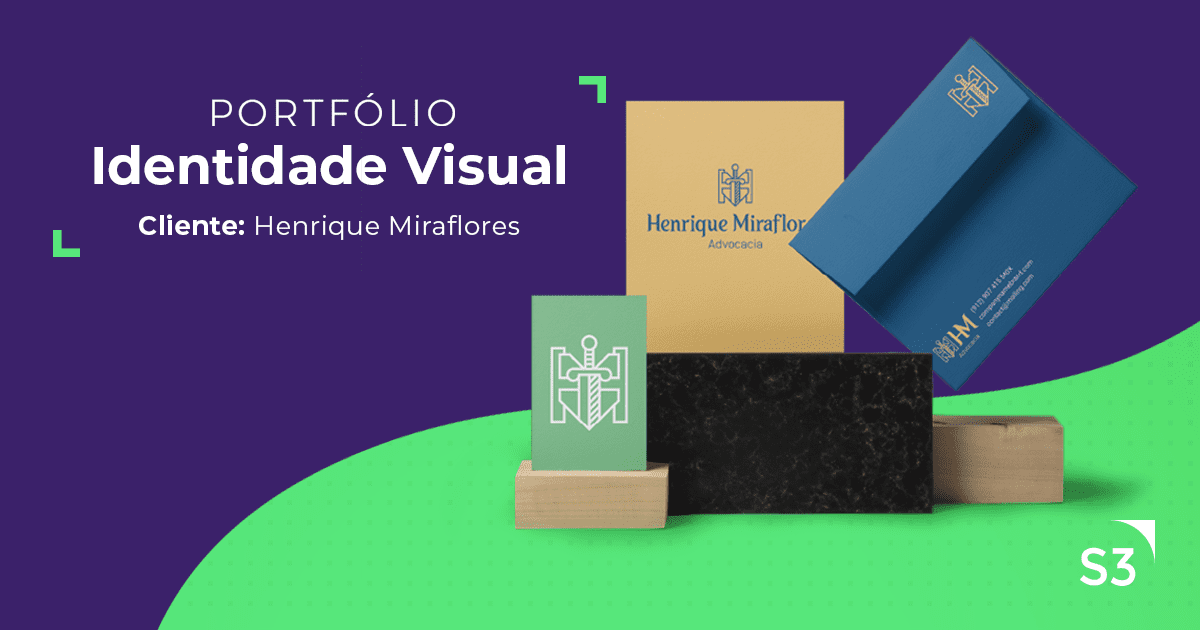 ID VISUAL Henrique Miraflores