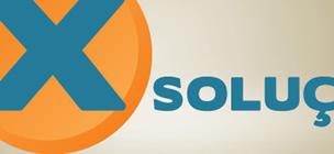 Logotipo RX Soluções