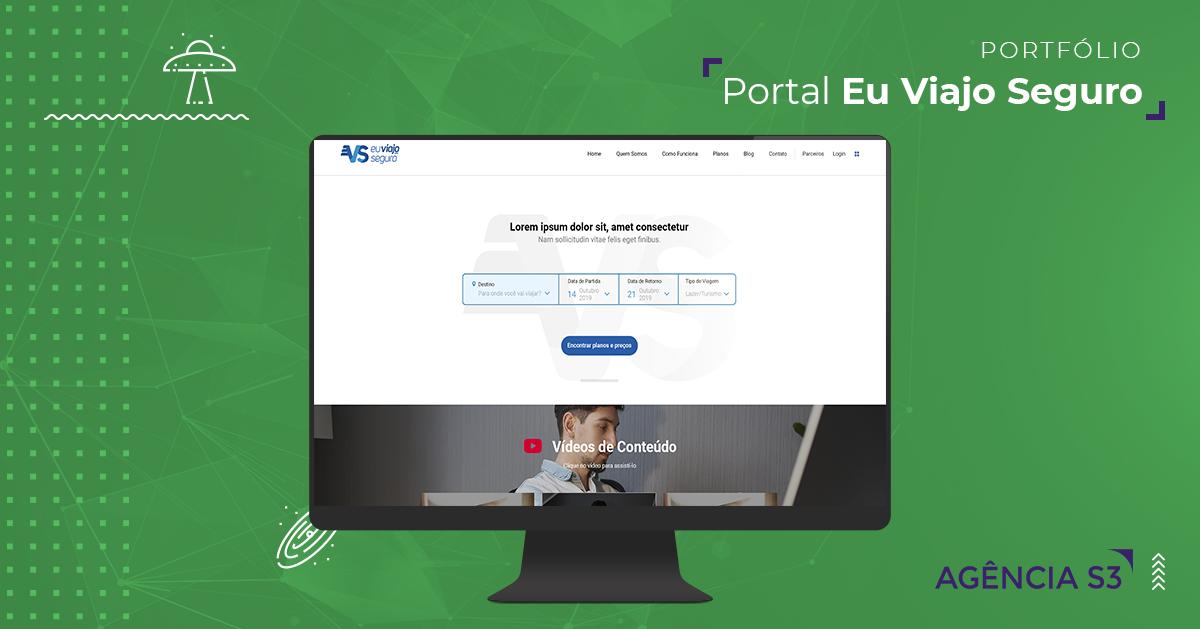 Portal Online Eu Viajo Seguro