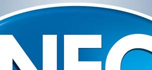 Logotipo Nec