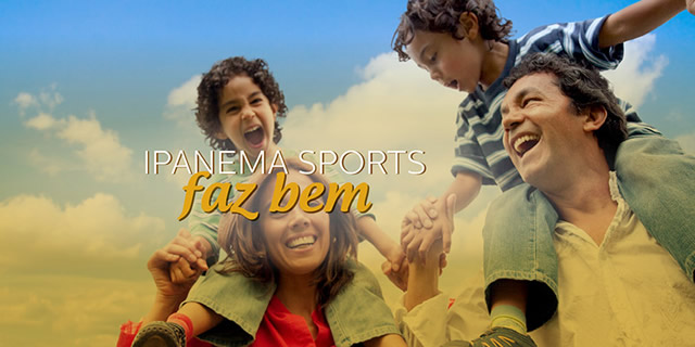Campanha Ipanema Sports