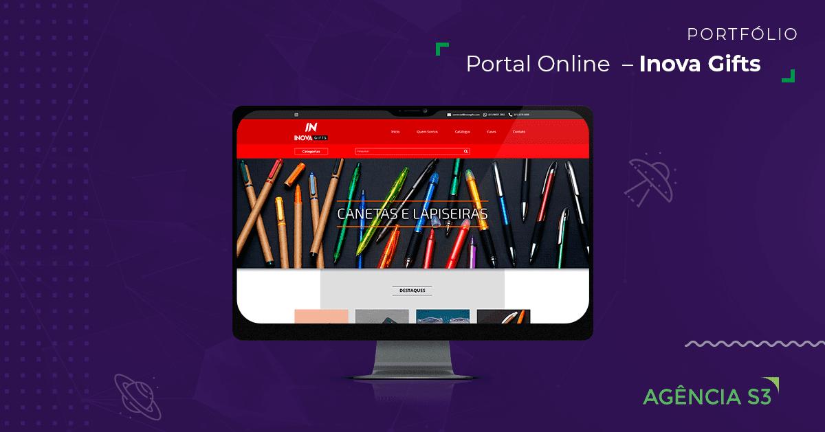 Portal Online Inova Gifts