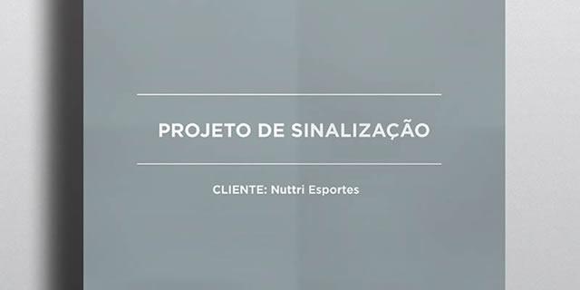 Projeto Sinalização