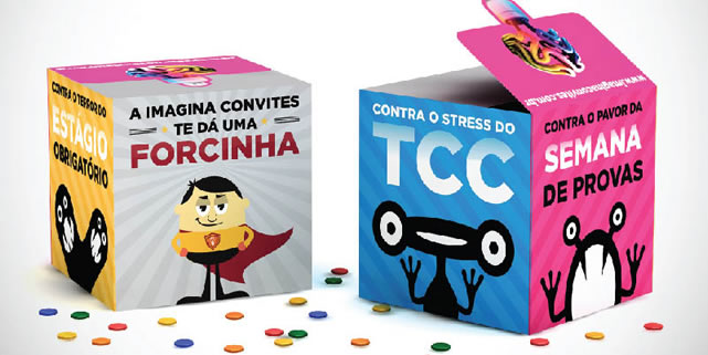 Caixa anti-stress