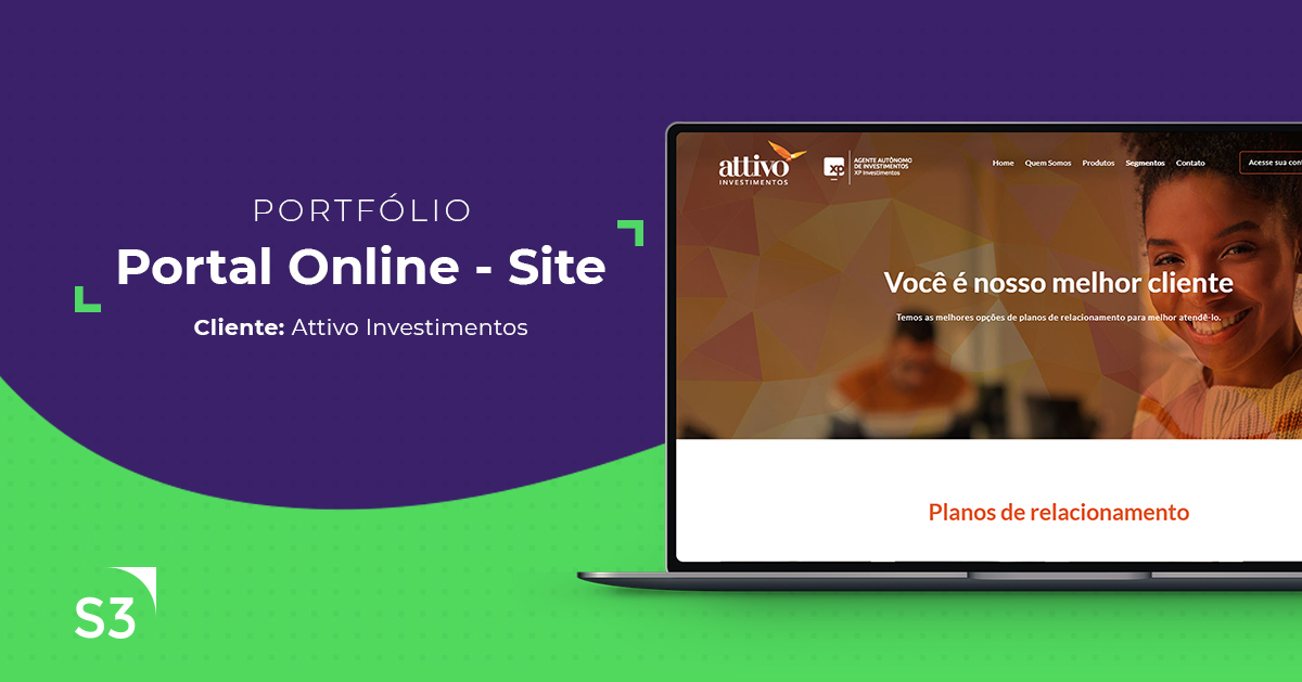 Portfólio: Attivo Investimentos