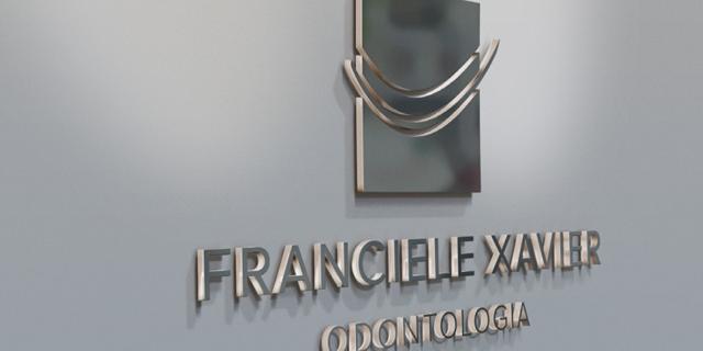 Logo Franciele Xavier