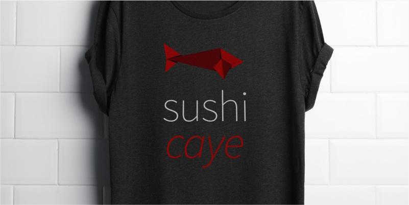 Identidade Visual Sushi Caye