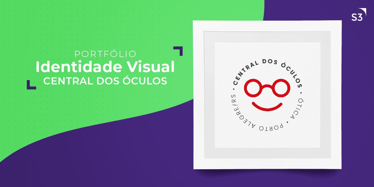 Identidade Visual - Central dos Óculos