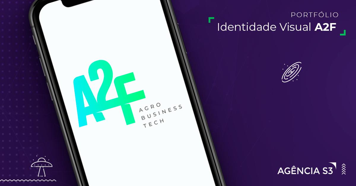 Identidade Visual A2F Agro