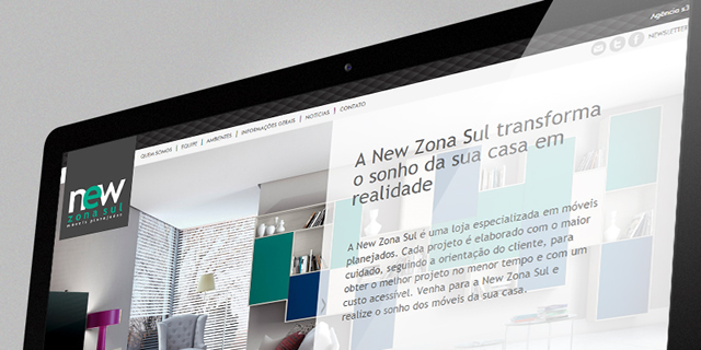 Site New Móveis