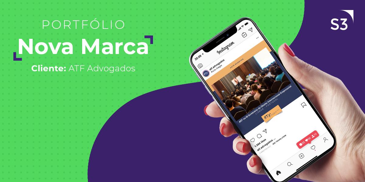 Nova Marca - Aguiar Toledo & Frantz