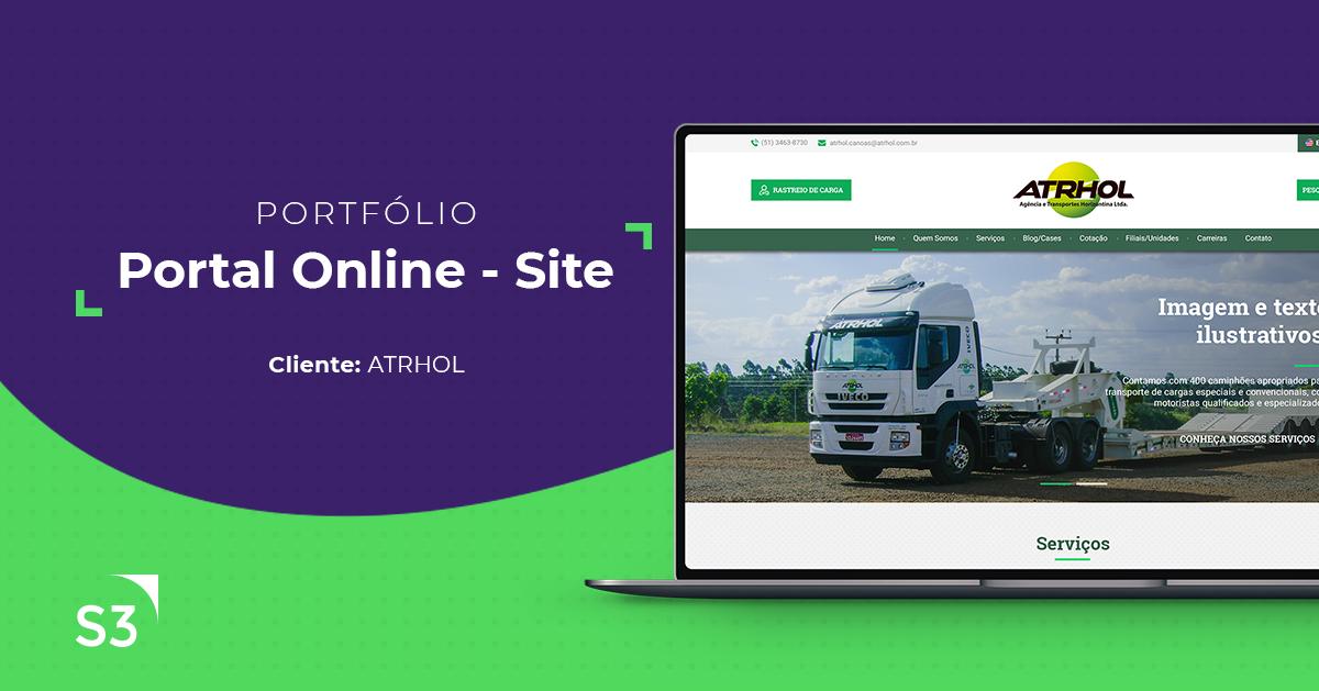 Portal Online Atrhol