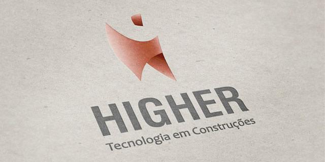 Criação da marca Higher