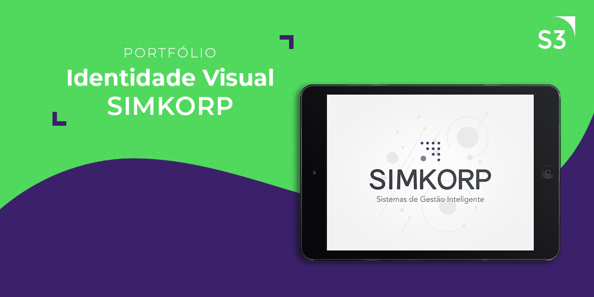 Identidade Visual - SimKorp