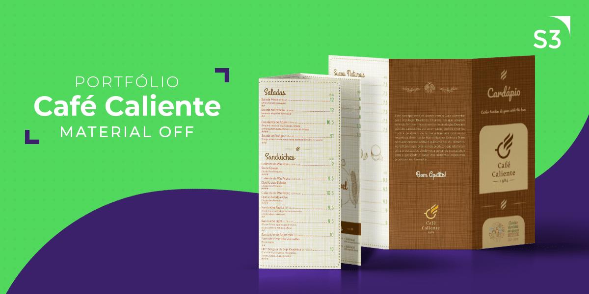 Material off-line - Café Caliente