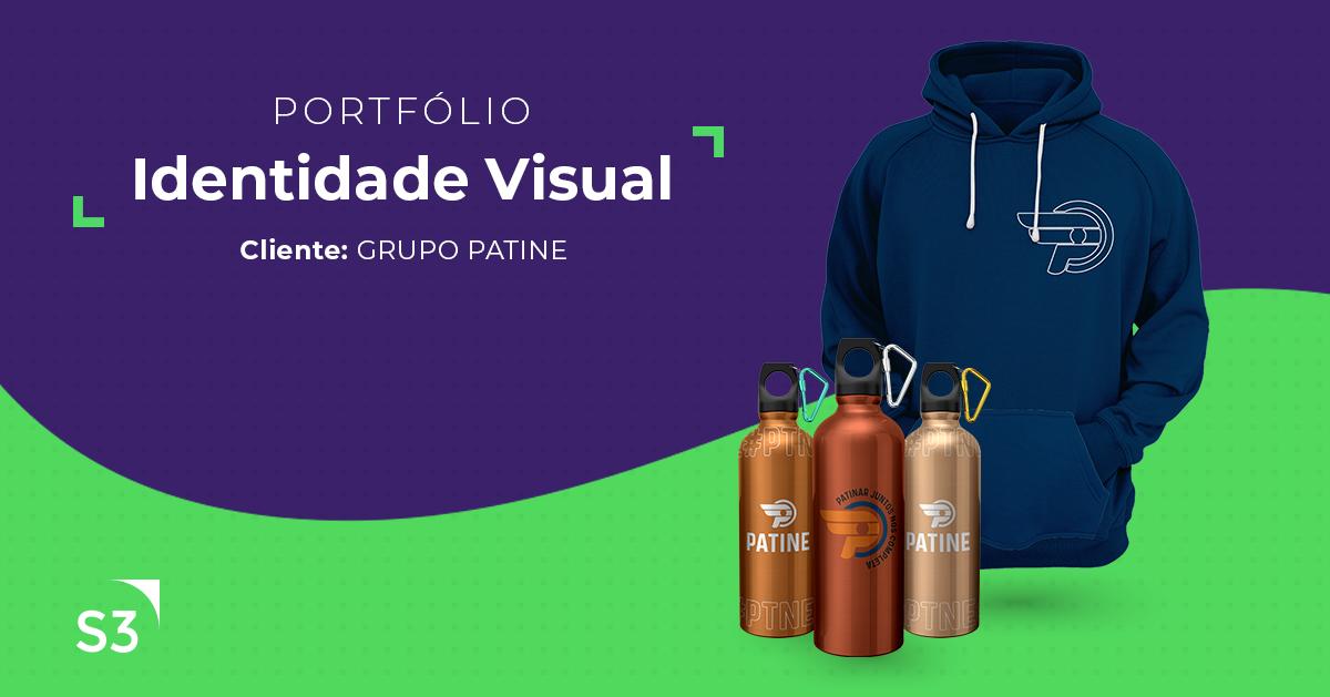 Identidade Visual | Grupo Patine
