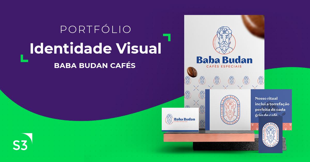 Portfólio: Baba Budan - Cafés Especiais