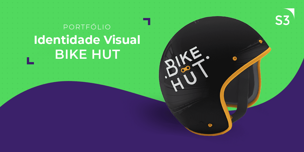 Identidade Visual - Bike Hut