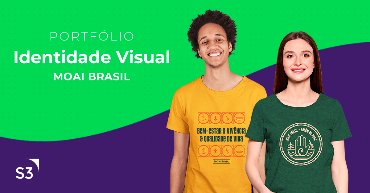 Branding Moai Brasil