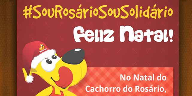Campanha de Natal Cachorro do Rosário