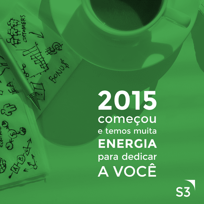 Novo ano, novas conexões