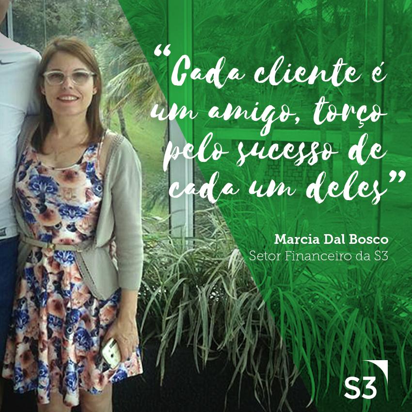 Colaboradores da Agência - Márcia Dal Bosco