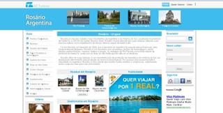 Agência s3 desenvolve site para a RZ Turismo