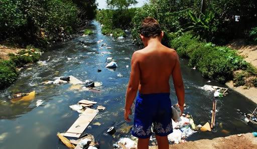 Empresa cria ação para conscientização sobre problema hídrico no Mundo