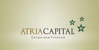 Agência s3 cria nova identidade visual para empresa Atria Capital