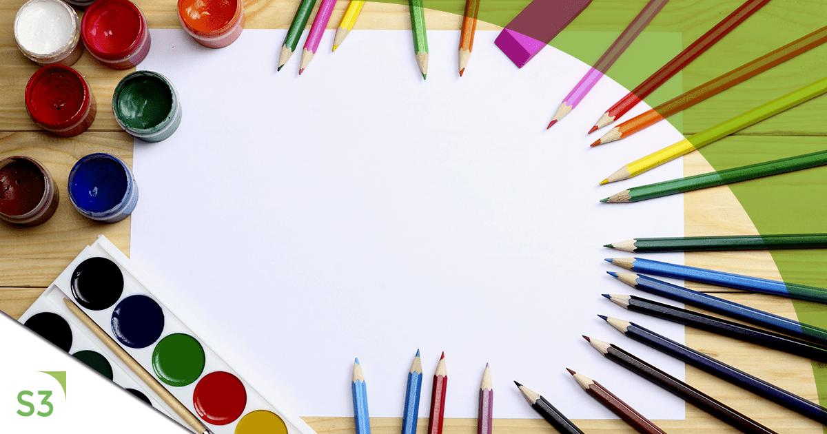 O que as cores influenciam na construção de uma marca