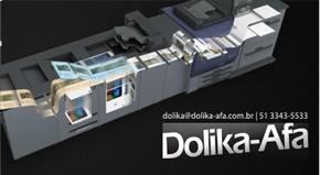 Gráfica Dolika agora também é digital