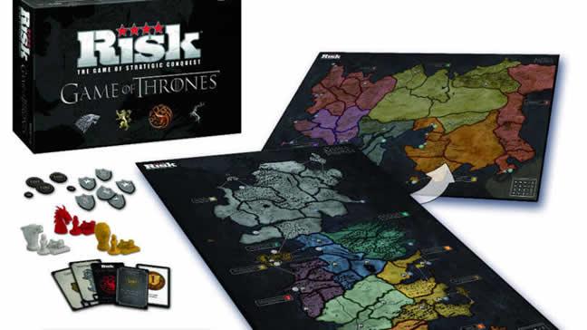 HBO cria tabuleiro de War na versão de Game of Thrones