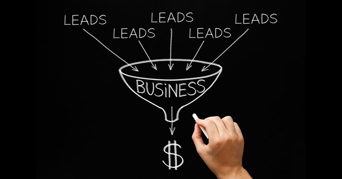 Organizando vendas com o funil de leads