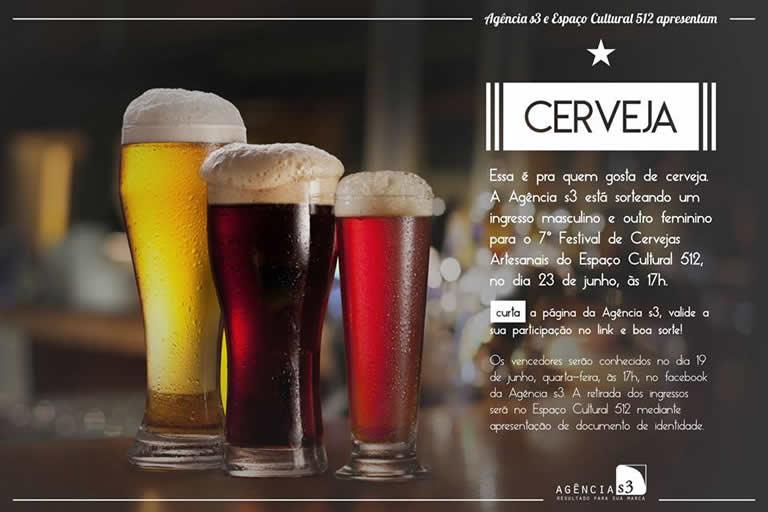 7º Festival de Cerveja Artesanal