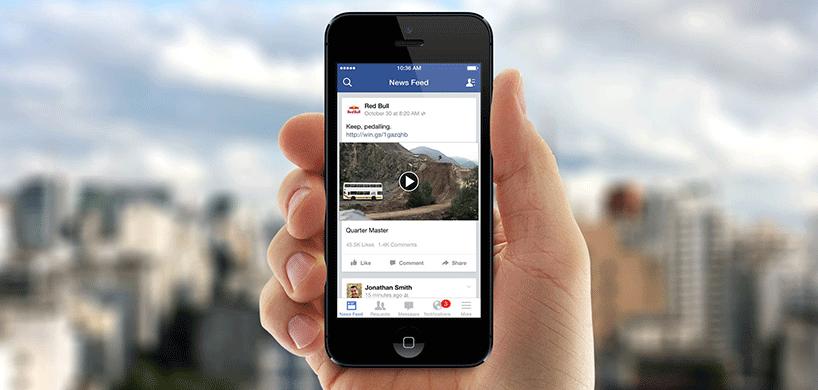 Facebook planeja trazer propagandas aos vídeos