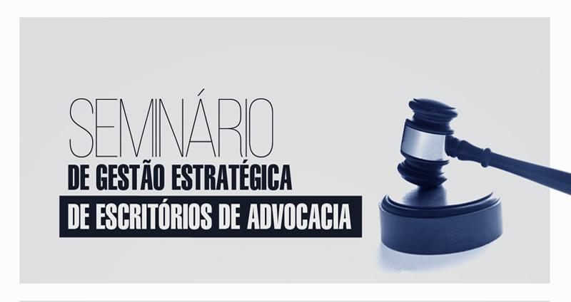 Seminário de Gestão Estratégica de Escritórios de Advocacia com Guilherme Sacchi e Thiago Breyer