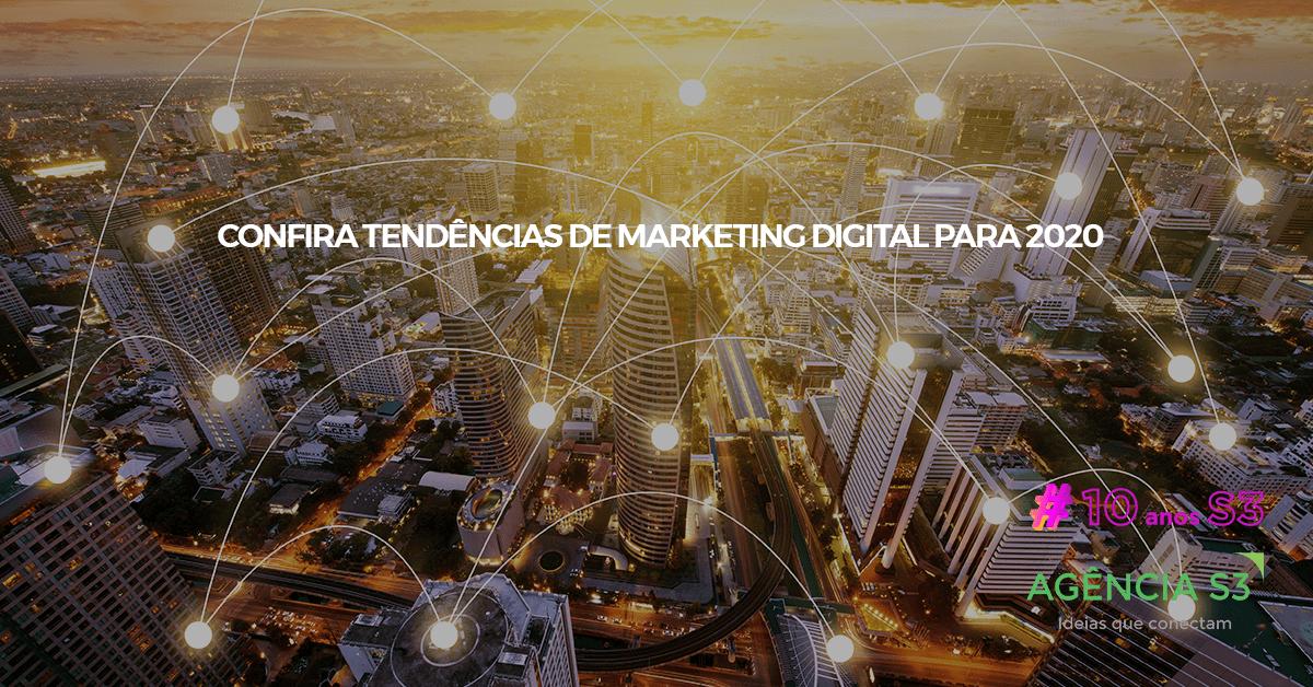 Confira tendências de marketing digital para 2020