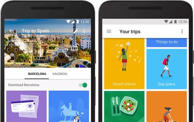 Google Trips é o seu novo aplicativo indispensável na hora de viajar